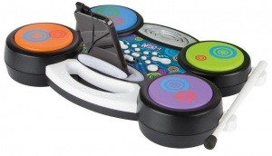 Toyrific I-Drum MP3 Plug en Play multicolor