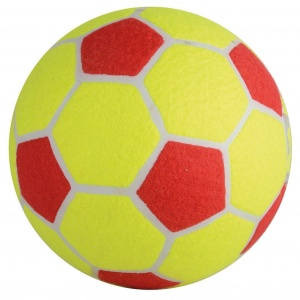 Toyrific indoor football red / yellow size 4