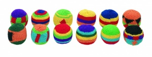 Toys Pure Kickbal 5cm: 12 Assorted Colors