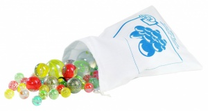 Toys Pure Marbles: 50-Piece