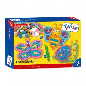 Twizz Foam Mais 225-delig