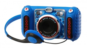 VTech KidiZoom Duo DX camera blauw 15 cm