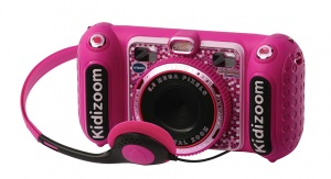 VTech KidiZoom Duo DX camera roze 15 cm