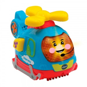 VTech Toet Toet car: Harvey helicopter 13 cm
