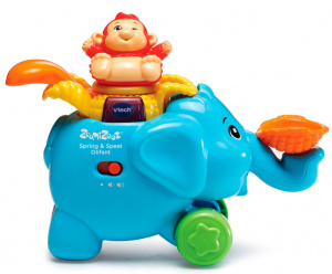 VTech ZoomiZooz Spring & Speel Olifant