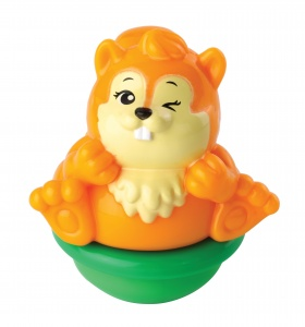 VTech ZoomiZooz TuimeldiertjePitch Squirrel 8,5 cm orange