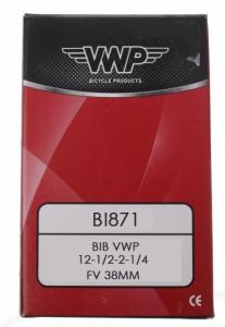 VWP Sattelstütze 25,4 mm x 600 mm Aluminium silber