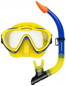 Intex Schnorcheln Aviator Pro Swim-Set 2-teilig Junior-gelb