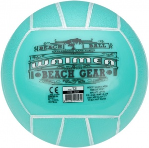 Waimea Beach ball 13 cm light green