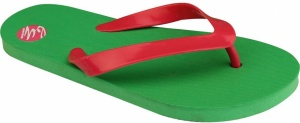 Waimea Teenslippers Junior Universeel Groen