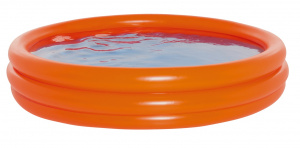 Wehncke aufblasbarer Pool 200 x 39 orange