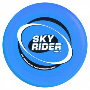 Wicked frisbee Sky Rider Sport28 cm blue 125 grams