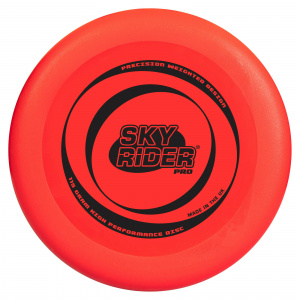 Wicked frisbee Sky Rider Sport 28 cm rood