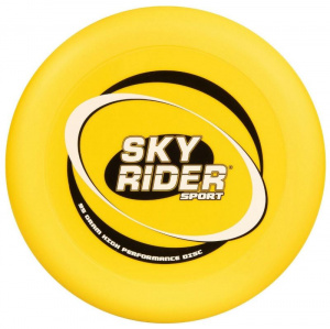 Wicked frisbee Sky Rider Sport31 cm yellow 175 grams