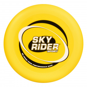 Wicked frisbee Sky Rider Sport junior 28 cm yellow
