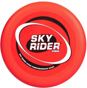 Wicked frisbee Sky Rider Sport junior 28 cm red