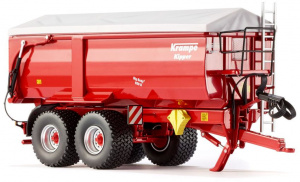 WIKING miniaturkipper 1Krampe Big Body 650 S:32 zinkrot