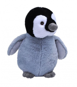 Wild Republic cuddly toy penguin baby Ecokins Mini junior 20 cm plush grey