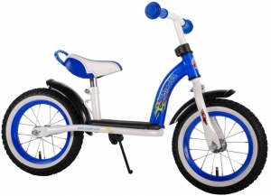 Yipeeh Thombike loopfiets 12 Inch Boys Blue