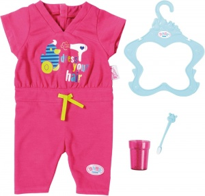 BABY born Jumpsuit set pink 4-piece