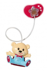 BABY born Interactive Teat chain bear 18 cm