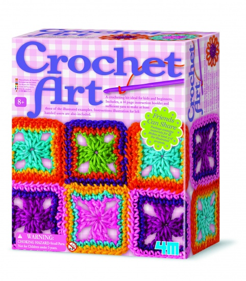 Zoekies.com - 4M Crea Easy Knit Haakwerk | 22 - 95