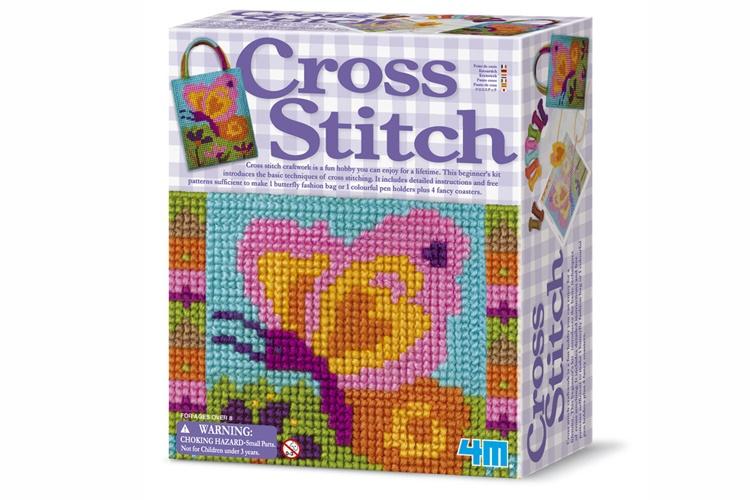 Zoekies.com - 4M Crea Easy knit kruissteken | 22 - 95