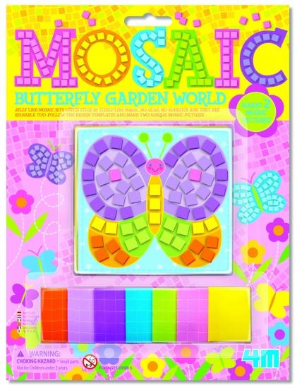 4M Crea: Mozaiek Vlinder