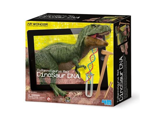 4M Dinosaurus DNA opgravings set Tyrannosaurus Rex