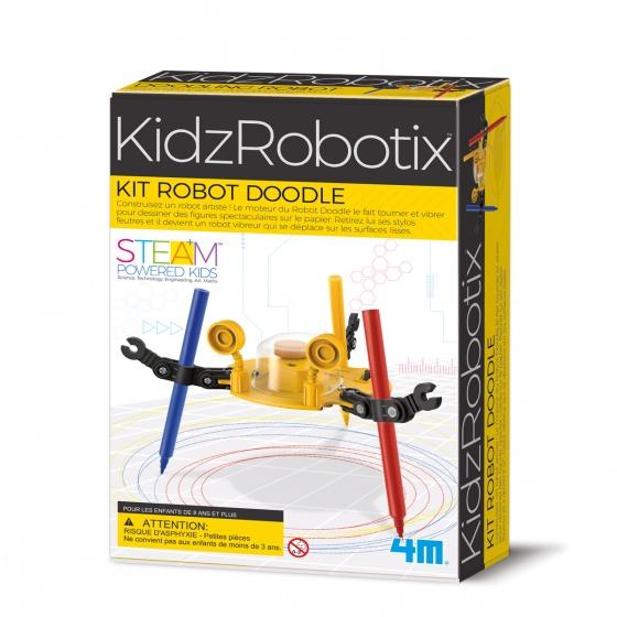 4M KidzRobotix doodle robot (Franstalige verpakking)
