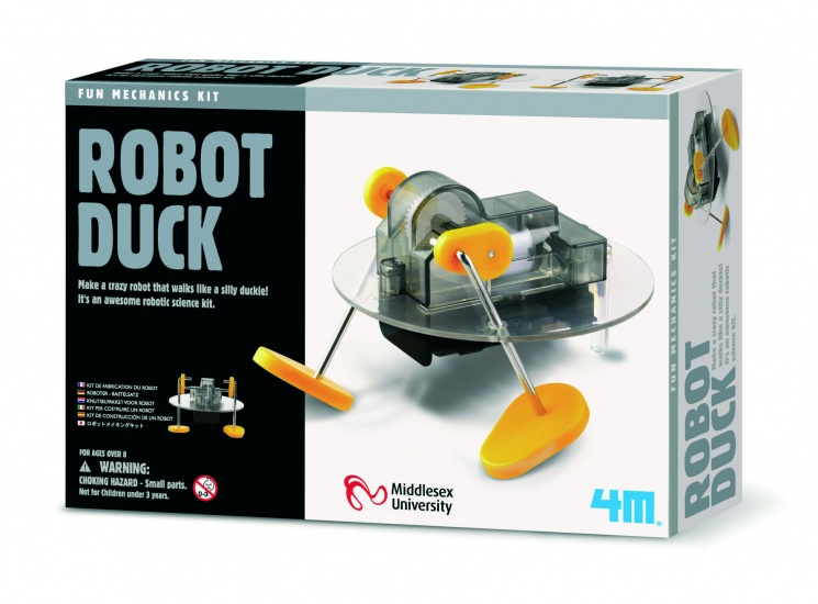 4M Fun Mechanics Kit: Robot Eend