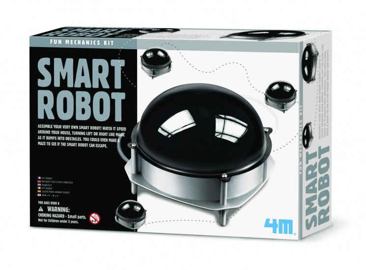 4M Fun Mechanics Kit: Smart Robot