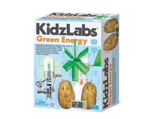 4M Green Energy Combo Pack