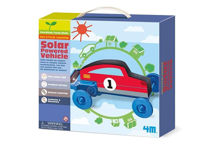4m Junior Series: Solar Auto Rood