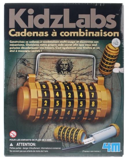 4M Kidzlabs combinatieslot 29 delig