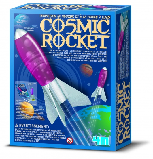 4M Kidzlabs Ruimte: Cosmic Raket