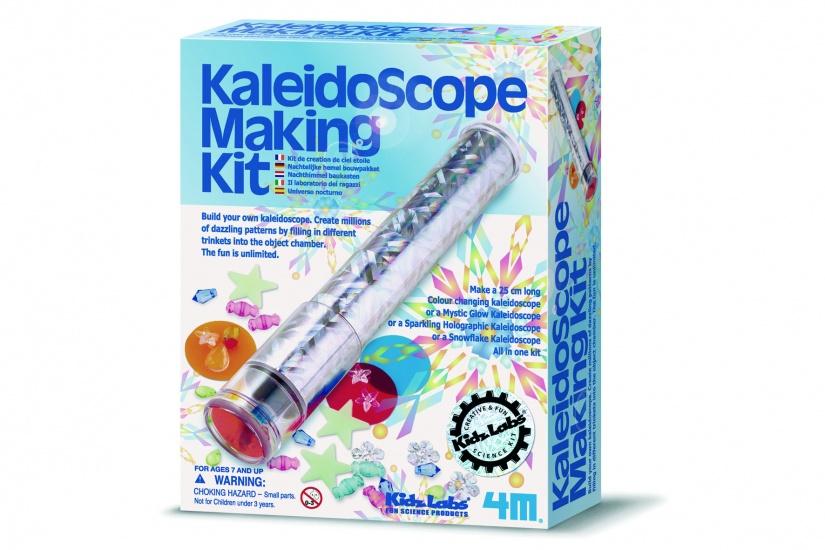 4M Kidzlabs: Maak Je Caleidoscoop