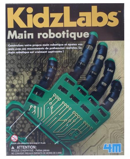 4M Kidzlabs maak je robot hand 15 delig