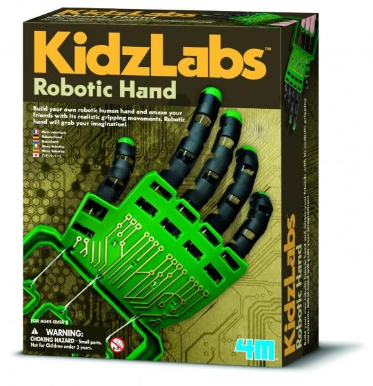 4M Kidzlabs: Maak Je Robot Hand
