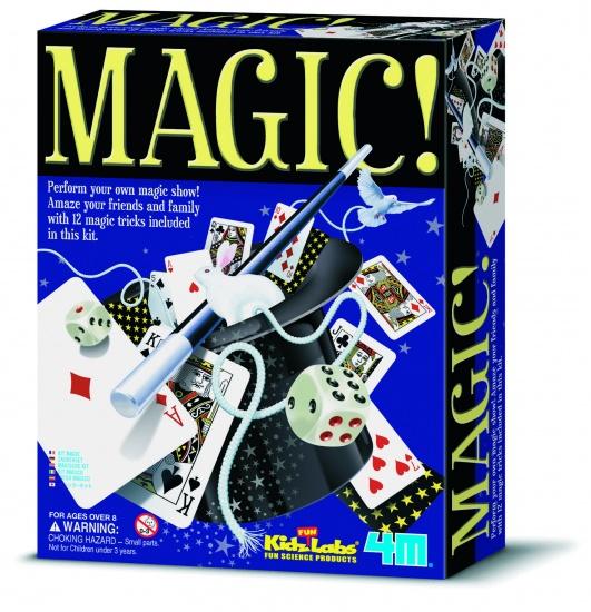 4M Kidzlabs: Magic Kit