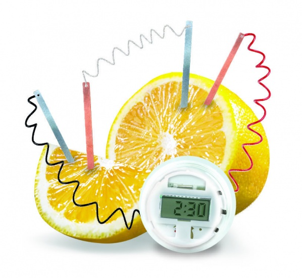 4m Kidzlabs Science Lemon Clock Internet Toys