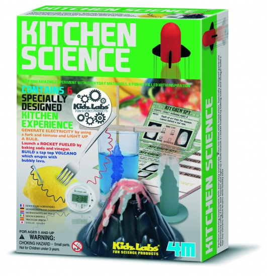 4M Kidzlabs Science: Kitchen Science