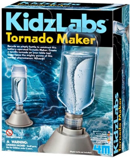 4M Kidzlabs Science tornado maker 6 delig