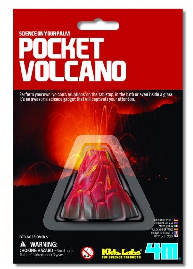 4M Kidzlabs Sciene: Vulkaan
