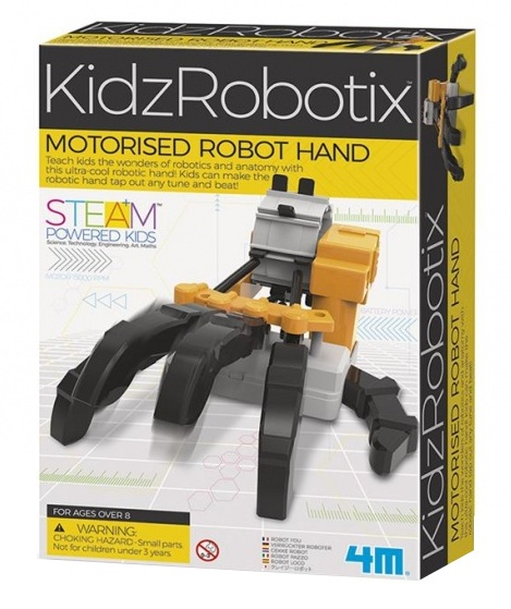 4M Kidzrobotics: Robot Hand