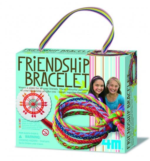 4M Maak Je Eigen Vriendschapsarmband
