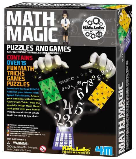4M magische wiskundetrucs magic mathematic