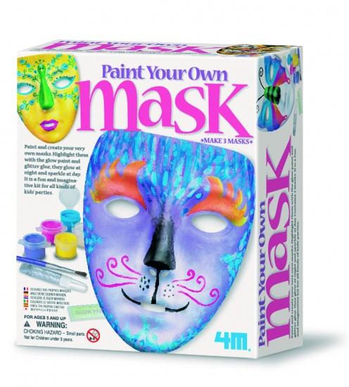 4M Masker Schilderen