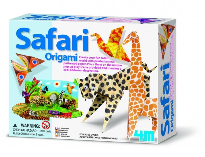4M Safari Origami