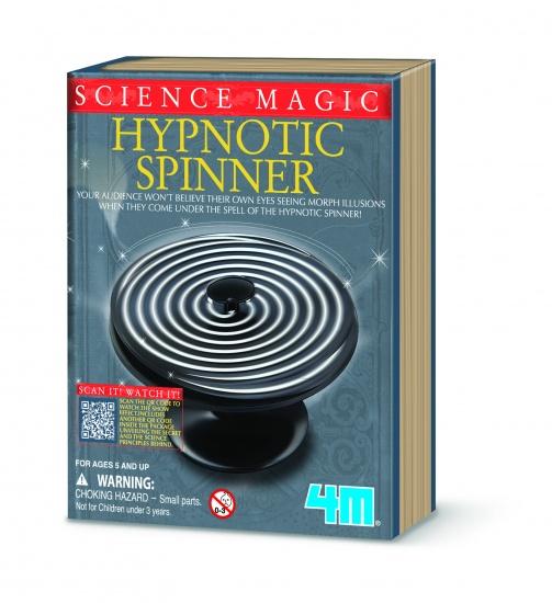 4M Science Magic: Hypnotiserende Tol